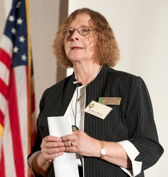 Faculty Present at Provost¿s Awards Symposium