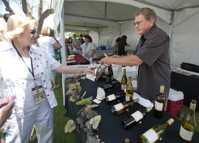 Enjoy Food and Wine, Raise Money for Scholarships