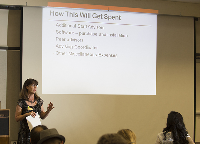 Workshops Provide Info on Advising, Student Success