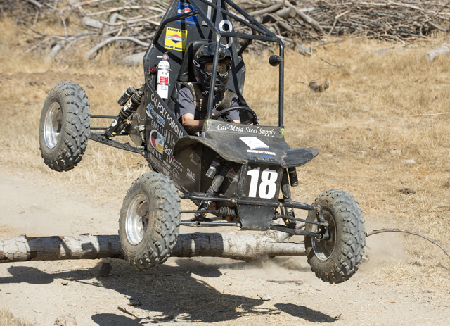 Baja SAE Team Takes Sixth in Competition