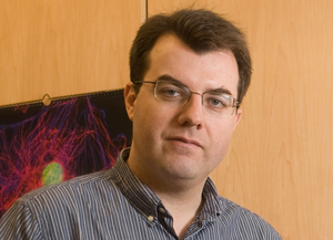 Physics Professor Published in Nature Methods