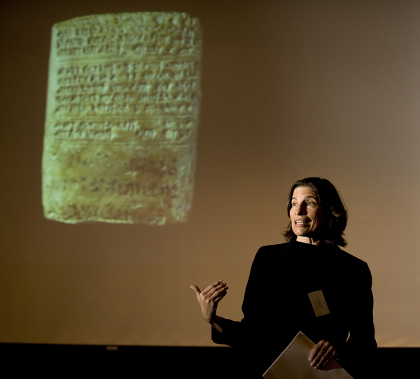 Professor Wins Grant to Study Ancient Tablets