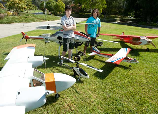 UAV Research Takes Off with NSF Grant