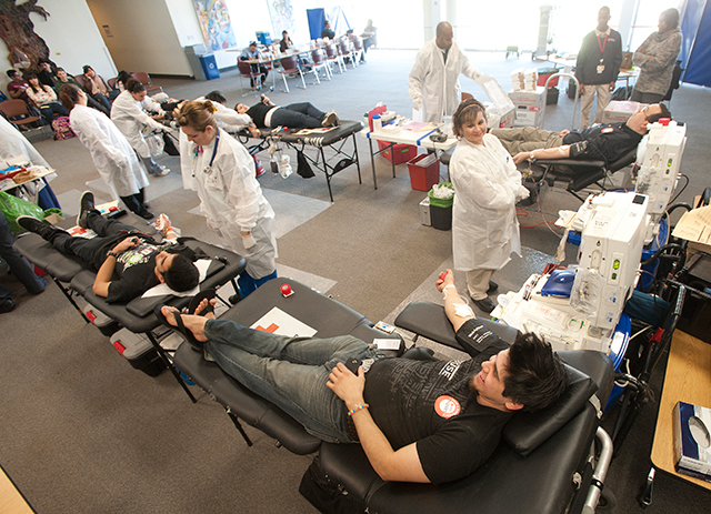 After Hurricane Sandy, Blood Donations Needed