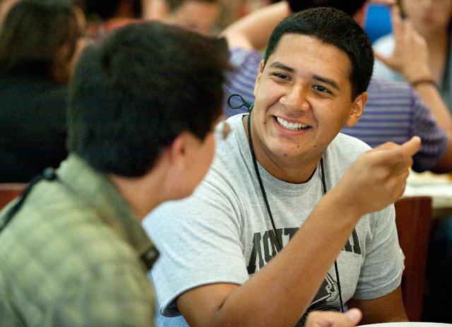 Upward Bound Gives Students Tools for Success