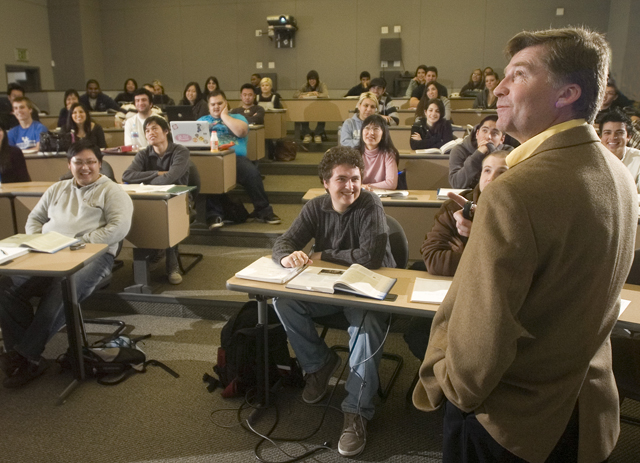 Princeton Review Honors Business Grad Programs