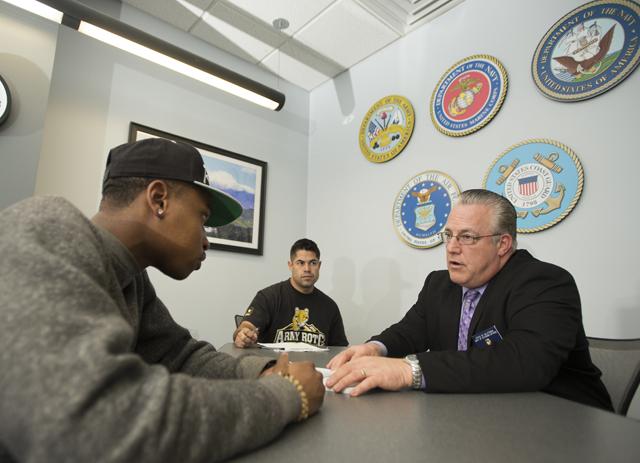 Resource Center, CalVet Help Student Veterans