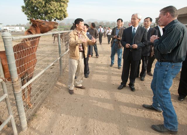 International Exchange on Veterinary Industry