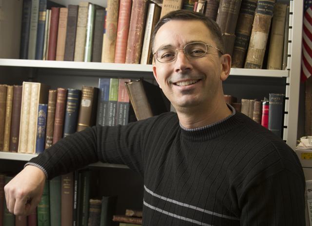 Professor Finds Veteran Identity Through Poetry