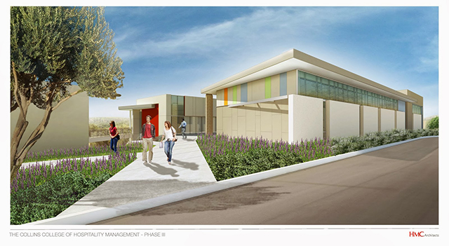 Collins College to Break Ground on Expansion