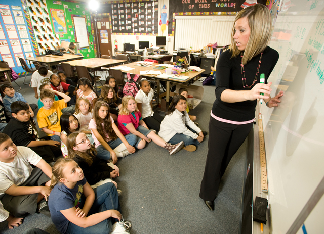 New Approach to Student Teaching Yields Results
