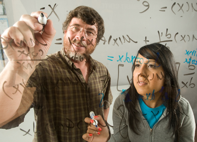 Math Conference Highlights Jobs, Academic Research