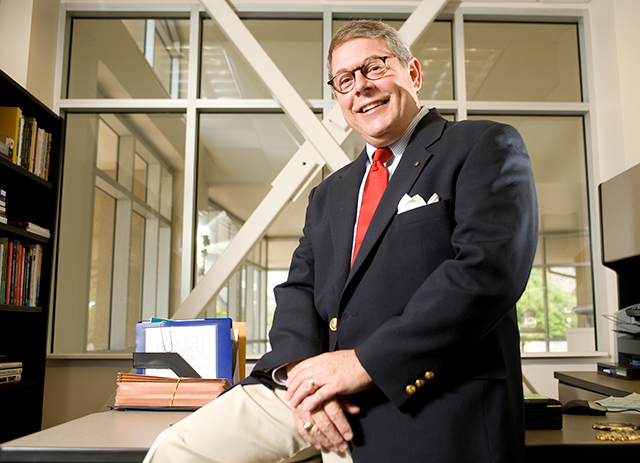 Merritt Selected as Interim Dean