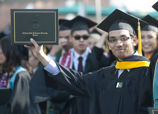 Commencement Ceremonies Begin Friday