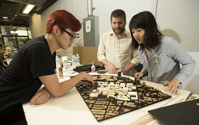 ENV Students Help Design Future of L.A.