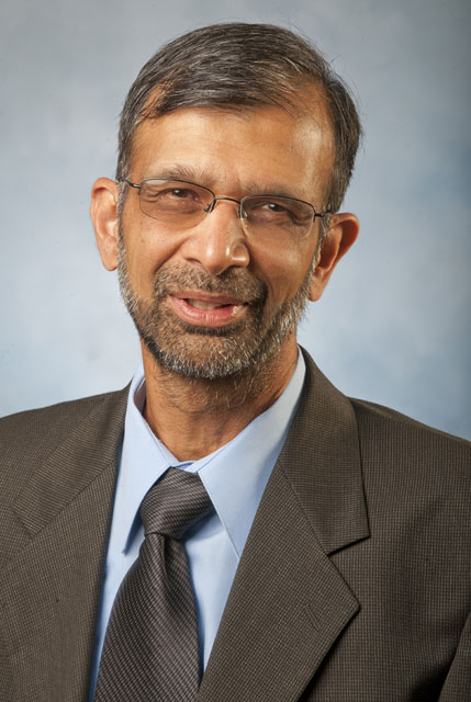 Mandayam Srinivas, College of Science faculty member and administrator