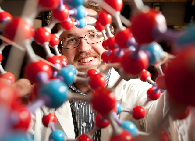 An Undergraduate Joins the Big Leagues of Research