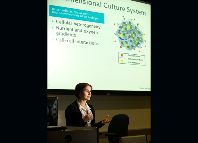Campus Hosts CSU Student Research Competition