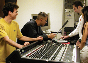 Major Upgrade for Music Recording Studios