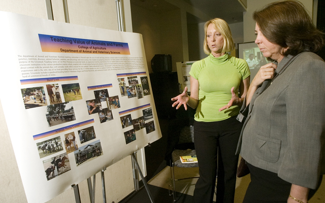 Event to Highlight Successful Learning Experiences