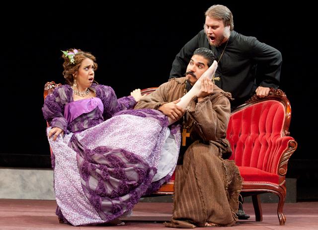 Theatre's Comedic Change Up in 'Tartuffe'