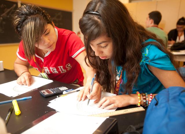 Federal Grant Promotes High School Talent