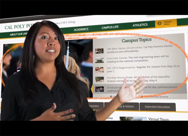 University Debuts New Website Today