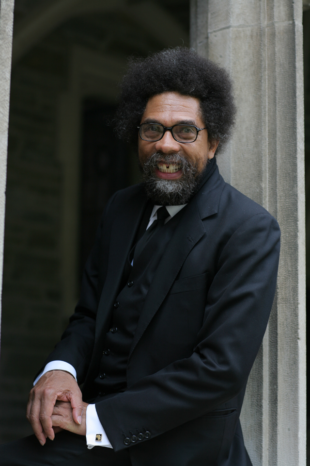 Cornel West to Speak on Campus on Feb. 1