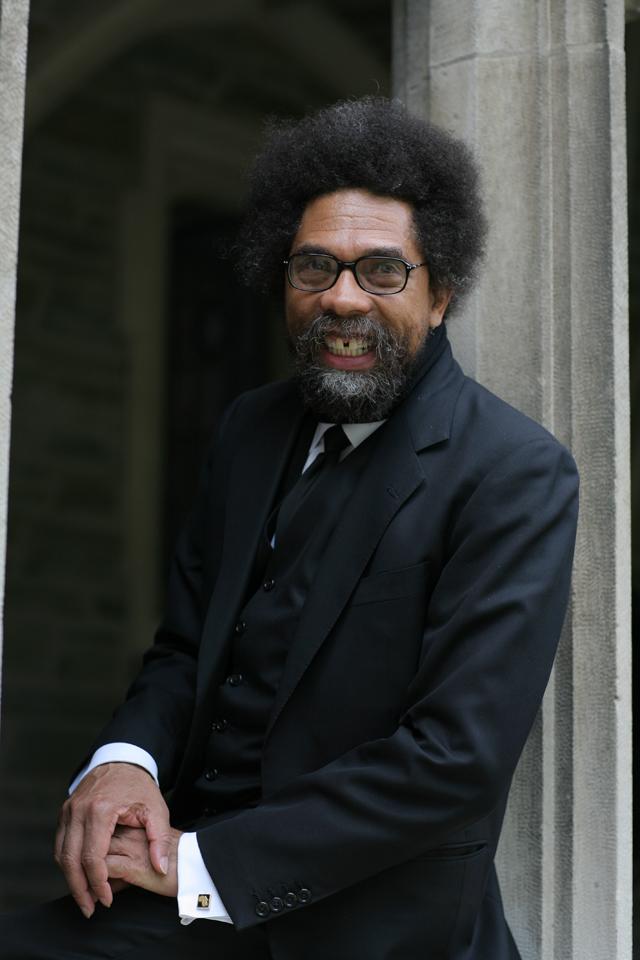 Cornel West to Speak on Campus on Feb. 1