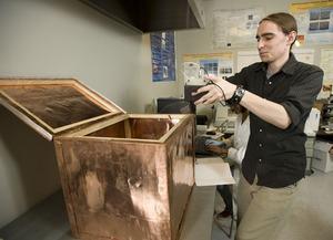 Researchers Study Titanium Alloy