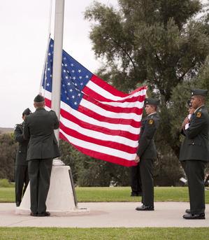 University Welcomes Veteran Students