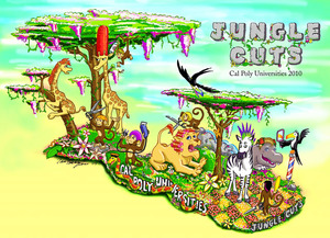 Vote 'Jungle Cuts' for Viewer's Choice