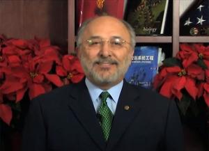 President's Fall Quarter Video Message
