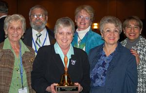 CEIS Partnership Receives Golden Bell Award