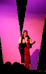 Vagina Monologues production from 2009.