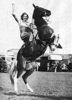 Audrey Deardorff, a successful horse breeder and owner, left her horse ranch in Norco to Cal Poly Pomona.