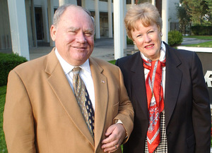 Art and Sarah Ludwick to Receive Honorary Doctorates