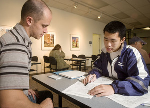 Students Again Offer Free Tax Prep Assistance