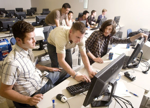 Cal Poly Pomona to Host Cyber Defense Competition