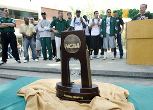 Celebrate Men's Basketball Success at Campus Rally