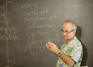 Theatre Professor Receives Fulbright Award