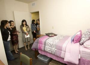 Campus Celebrates New Suites Opening