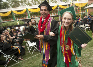 Photos from 2010 Commencement Ceremonies