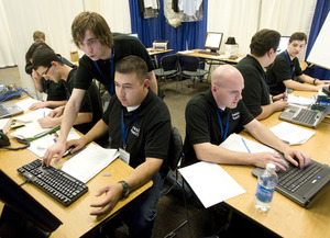 Cyber Camp Will Train Top Guns in Cybersecurity