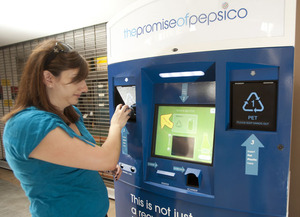 Dream Machines Offer Rewards for Recycling