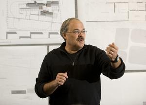 Architecture Professor Kip Dickson