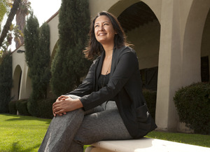 Graduate Shares Struggles in Foster System, Joys of College