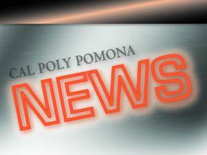 Thumbnail image for Cal Poly Pomona News Alert Logo