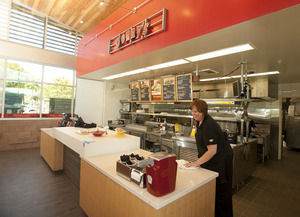 Denny's Serving up Diner Favorites in Bronco Commons