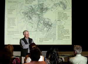 Fall Conference Workshops Present Campus' Next Steps